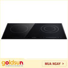 Bếp điện từ & hồng ngoại Goldsun CH-GYL28 - Công suất 2000W - Hàng chính  hãng - Bảo hành 24 tháng