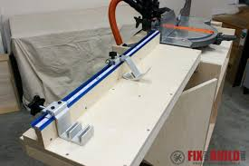 Mobile Miter Saw Station Ana White