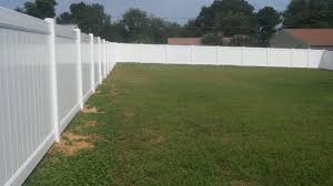 Vinyl Privacy Fence Mechanicsville Va Fence Scapes Llc
