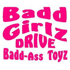 Girls Car Decals Girl Truck Bumper Sticker