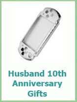 tenth wedding anniversary gifts for husband