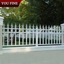 Beautiful And Cheap Wrought Iron Fence Panels For Sale Buy Cheap Wrought Iron Fence Panels For Sale Wrought Iron Fence Iron Fence Product On Alibaba Com