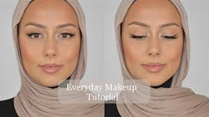 beautiful everyday makeup tutorial by