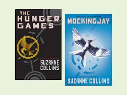 books in the hunger games series