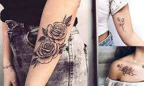 Tatuaz Roza 16 Kobiecych I Ultraciekawych Wzorow