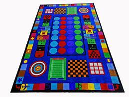 nylon machine tufted area rug 8 x