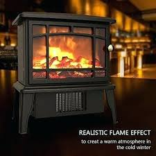 mini portable electric fireplace heater
