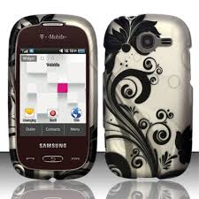 Samsung Gravity Q T289 Rubberized ...