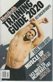 men s health guide 2020 get