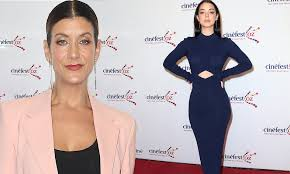 Kate Walsh and Adelaide Kane attend CinefestOZ Film Festival in WA   Daily  Mail Online