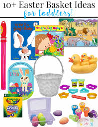 toddler easter basket ideas pretty