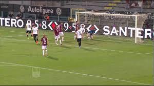 Serie B ConTe.it: Spezia - Salernitana 1-1 - YouTube