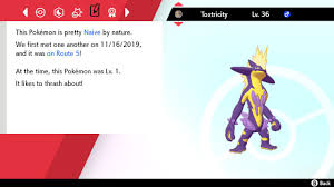 Pokémon Sword and Shield: How to evolve Toxel into Toxtricity and ...