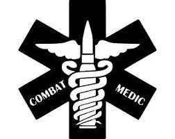 Medic Decal Etsy