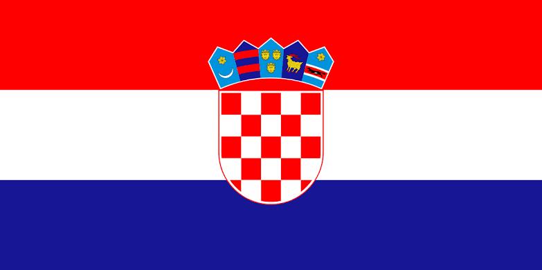 """Resultado de imagem para bandeira croacia"""""""