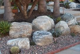 large fake landscaping rocks large