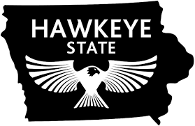 Amazon Com Jb Print Magnet Iowa Hawkeye State Vinyl Decal Sticker Car Waterproof Car Decal Magnetic Bumper Sticker 5 Kitchen Dining