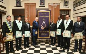 How an Australian travelled to Madurai to return a Freemasons mat - The  Hindu