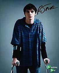 RJ MITTE as Walter White Jr. - Breaking Bad GENUINE AUTOGRAPH:  Amazon.co.uk: Kitchen & Home