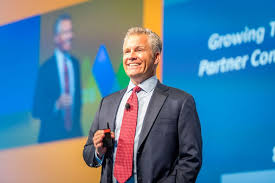 Bruce Johnson, CEO... - Global Healthcare Exchange Office Photo ...