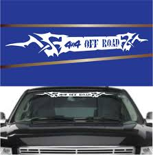 Truck And Jeep Banners Topchoicedecals