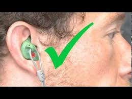 how to use phonak ear moulds you