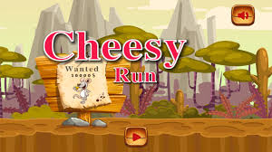 cheesy run baby mouse escape app for