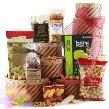 best non edible gift baskets