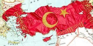 Πόλεμος... με χάρτες : Υπό τουρκική κατοχή Θεσσαλονίκη και Χαλκιδική   in.gr