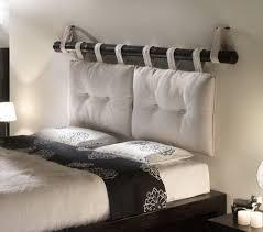 wall protection behind bed diy
