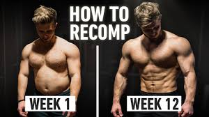 how to build muscle and lose fat at the