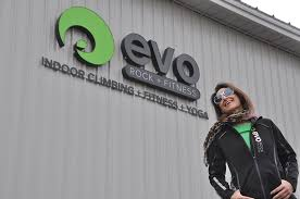 Women on Lead: Interview with Hilary Harris, Founder of Evo Rock + ...