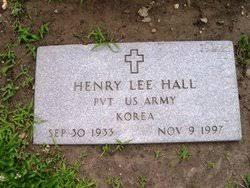 Henry Lee Hall (1933-1997) - Find A Grave Memorial