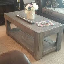 diy wood pallet coffee table easy