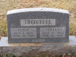 Polly Foster Troxell (1862-1941) - Find A Grave Memorial