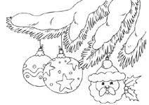 Gratis Kerst Kleurplaten Kleurplaten Voor Volwassenen