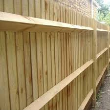 Treated Softwood Arris Rails Buy Featheredge Online From The Experts At Uk Timber