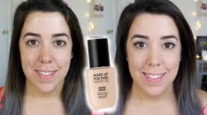 make up for ever water blend primeras