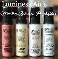 luminess air archives vegan beauty