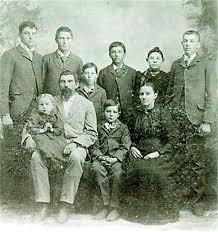 JOHN and PRISCILLA MORRIS FAMILY of Cedar Hill - Dallas Gateway