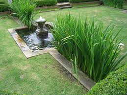 landscape ideas that use water features
