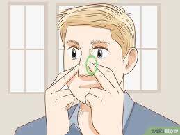 3 ways to get rid of a runny nose wikihow
