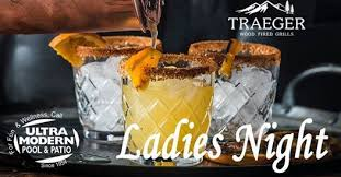 traeger class las night with a