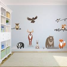 Nursery Wall Stickers Kids Bedroom Or Playroom Wall Stickers Etsy