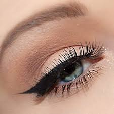 how to makeup eyes natural look