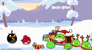 Angry Birds Seasons Mac Game (#2898241) - HD Wallpaper & Backgrounds  Download