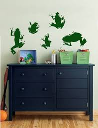 Frogs Frogs Turtles Elephants I Just Can T Decide Frog Wall Decals Wall Decals Rainforest Frog