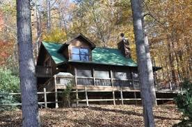 whispering woods cabin large log