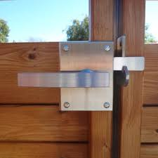 Double Gate Latches Houzz