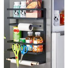 Emodern Decor Magnetic Refrigerator Laundry Room Organizer Reviews Wayfair
